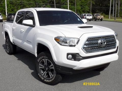 Certified Pre-Owned 2016 Toyota Tacoma TRD Sport Double Cab