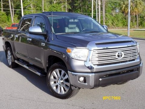 Certified Pre-Owned 2014 Toyota Tundra Limited CrewMax 5.7L V8 With Navigation