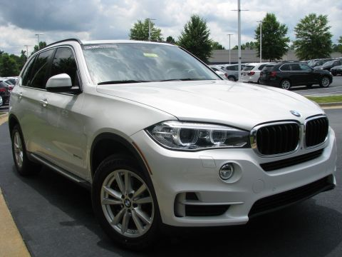 Certified Pre-Owned 2015 BMW X5 sDrive35i With Navigation