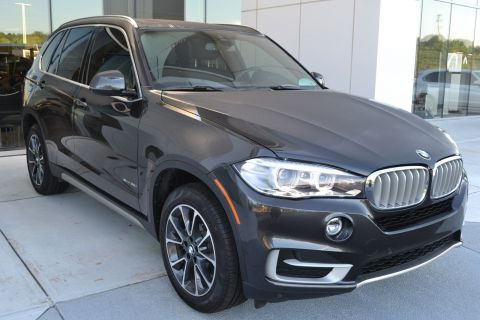 Certified Pre-Owned 2018 BMW X5 sDrive35i With Navigation