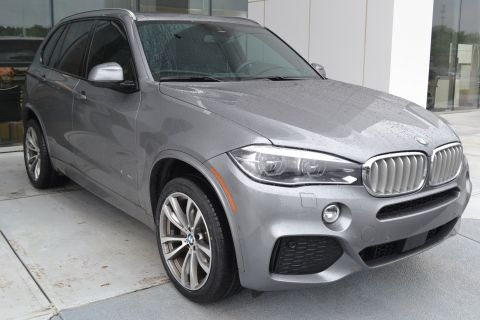 Certified Pre-Owned 2016 BMW X5 eDrive xDrive40e With Navigation & AWD