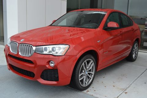 Certified Pre-Owned 2016 BMW X4 xDrive35i