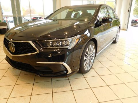 New 2018 Acura RLX w/Technology Pkg With Navigation