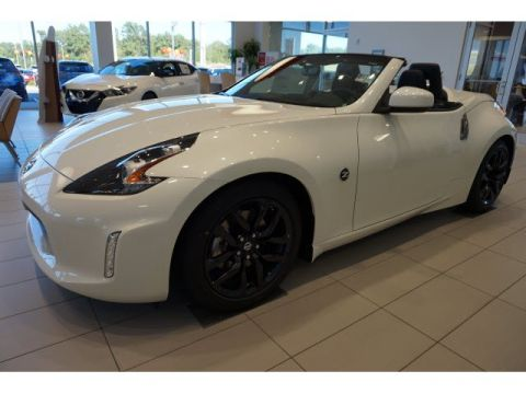 New 2018 Nissan 370Z Roadster Touring With Navigation