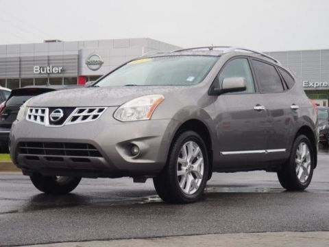 Pre-Owned 2012 Nissan Rogue SL With Navigation & AWD