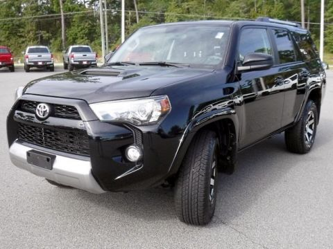 Certified Pre-Owned 2017 Toyota 4Runner TRD Off Road 4WD 4WD