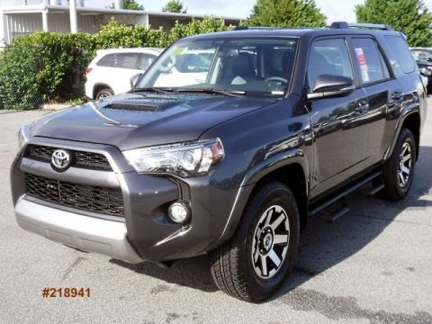 New 2018 Toyota 4Runner TRD Off Road Premium 4WD With Navigation & 4WD