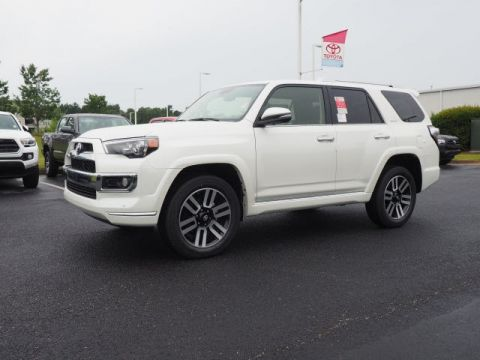 New 2017 Toyota 4Runner 4X4 Limited 4WD