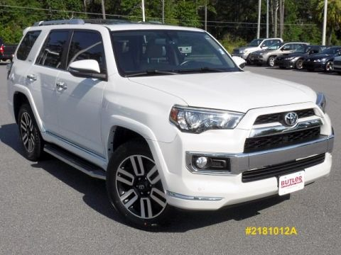 Pre-Owned 2014 Toyota 4Runner Limited 4WD With Navigation & 4WD