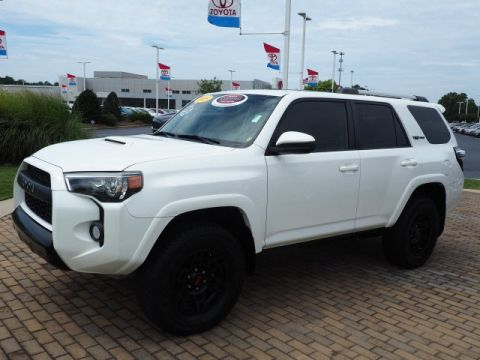 Certified Pre-Owned 2015 Toyota 4Runner TRD Pro 4WD