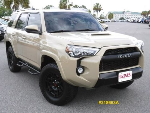 Certified Pre-Owned 2016 Toyota 4Runner TRD Pro 4WD With Navigation & 4WD