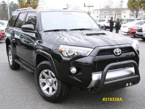 Certified Pre-Owned 2016 Toyota 4Runner Trail 4WD 4WD