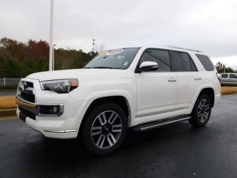 Certified Pre-Owned 2016 Toyota 4Runner Limited 4WD