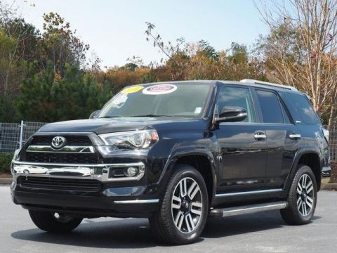 Certified Pre-Owned 2015 Toyota 4Runner Limited With Navigation & 4WD
