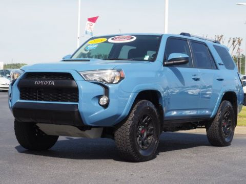 Certified Pre-Owned 2018 Toyota 4Runner TRD Pro With Navigation & 4WD