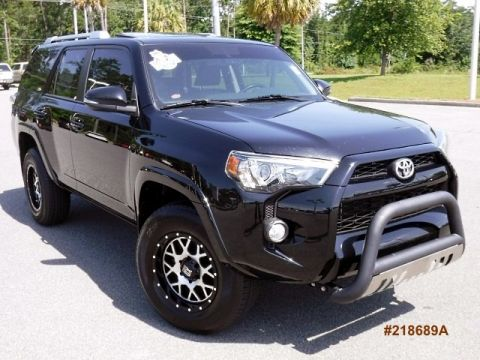 Certified Pre-Owned 2016 Toyota 4Runner SR5 Premium 4WD With Navigation & 4WD