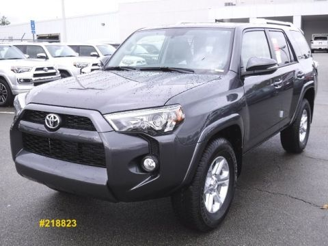 New 2018 Toyota 4Runner SR5 Premium With Navigation
