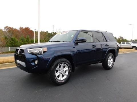 Certified Pre-Owned 2016 Toyota 4Runner SR5 RWD Sport Utility