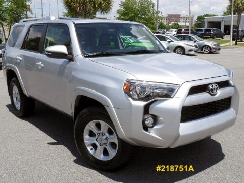 Certified Pre-Owned 2015 Toyota 4Runner SR5 Premium With Navigation