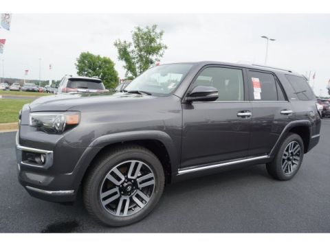 New 2017 Toyota 4Runner Limited