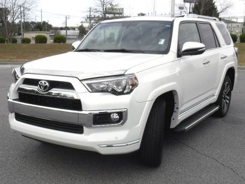 Certified Pre-Owned 2016 Toyota 4Runner Limited