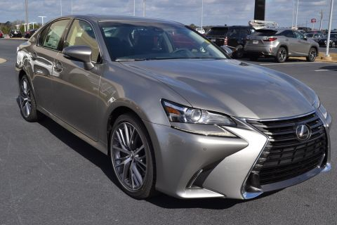 New 2018 Lexus GS GS 350
