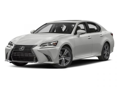 New 2018 Lexus GS 350