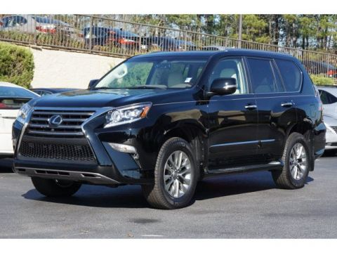 New 2017 Lexus GX GX 460 Luxury With Navigation & 4WD
