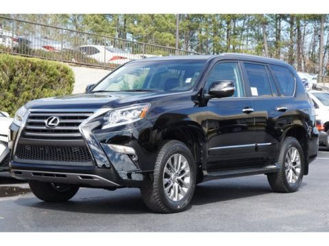 New 2018 Lexus GX GX 460 Luxury With Navigation & 4WD