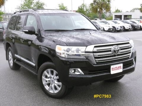 Certified Pre-Owned 2017 Toyota Land Cruiser Base 4WD 4WD