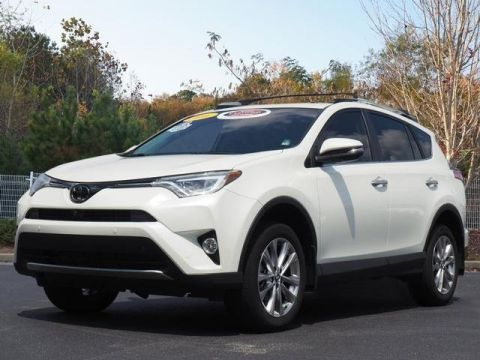 Certified Pre-Owned 2016 Toyota RAV4 Limited With Navigation