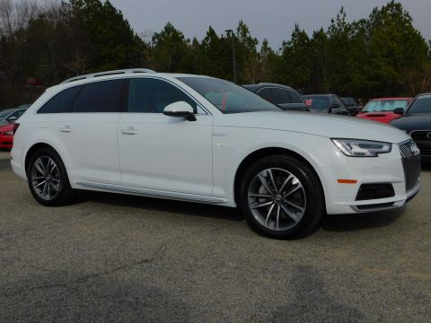 New 2018 Audi A4 allroad Premium Plus AWD