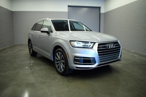 Certified Pre-Owned 2018 Audi Q7 Premium AWD
