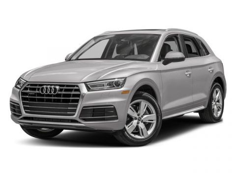 Certified Pre-Owned 2018 Audi Q5 Premium AWD