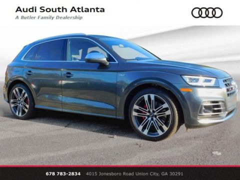 New 2018 Audi SQ5 Prestige AWD