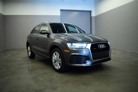 Certified Pre-Owned 2018 Audi Q3 2.0T Premium AWD