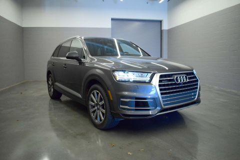 Certified Pre-Owned 2018 Audi Q7 Premium Plus AWD