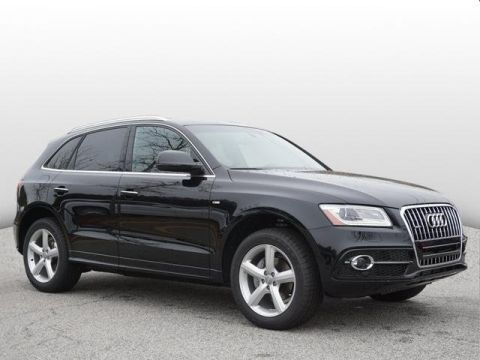 New 2017 Audi Q5 Premium Plus AWD