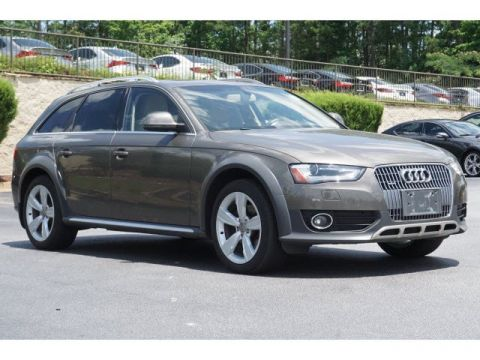 Certified Pre-Owned 2014 Audi allroad Premium Plus AWD