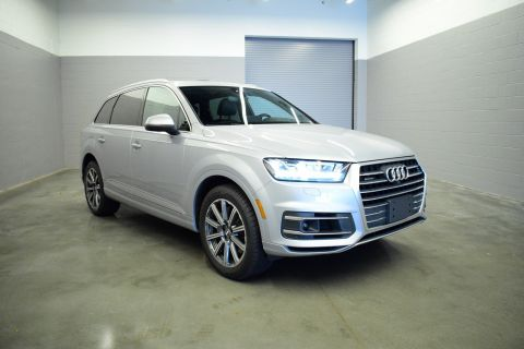 Certified Pre-Owned 2017 Audi Q7 Prestige AWD
