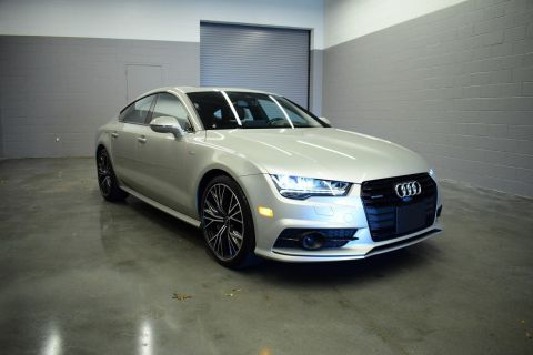 Certified Pre-Owned 2017 Audi A7 Prestige AWD