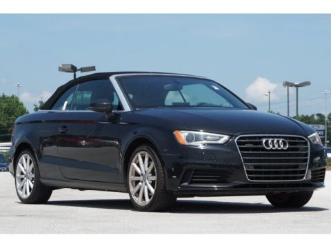 Certified Pre-Owned 2015 Audi A3 2.0T Premium Plus AWD