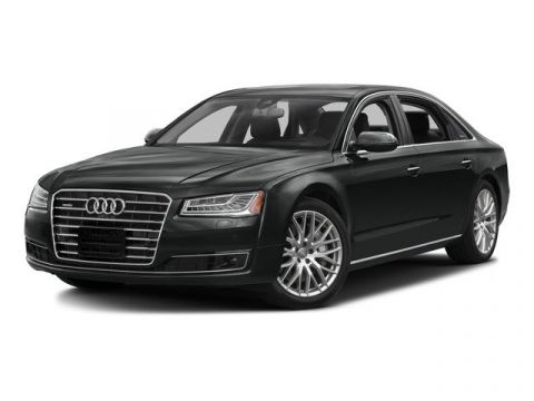 Certified Pre-Owned 2015 Audi A8 L 3.0T AWD