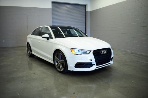 Certified Pre-Owned 2016 Audi A3 1.8T Premium FWD 4dr Car