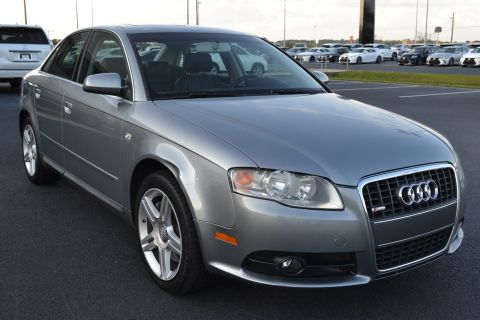 Pre-Owned 2008 Audi A4