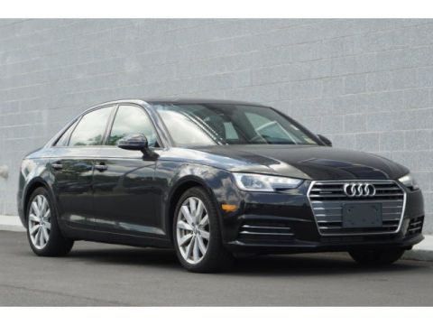 Certified Pre-Owned 2017 Audi A4 Premium AWD