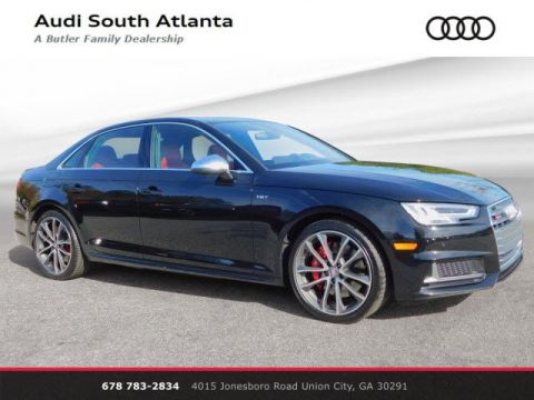 New 2018 Audi S4 Premium Plus AWD