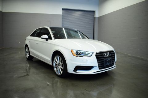 Certified Pre-Owned 2016 Audi A3 2.0T Premium AWD