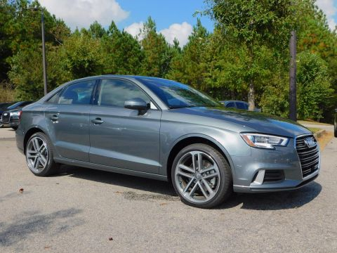 Certified Pre-Owned 2018 Audi A3 Sedan Premium AWD