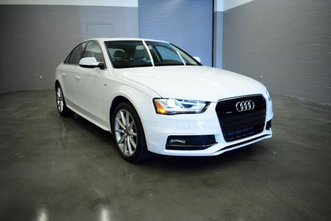 Certified Pre-Owned 2016 Audi A4 Premium AWD